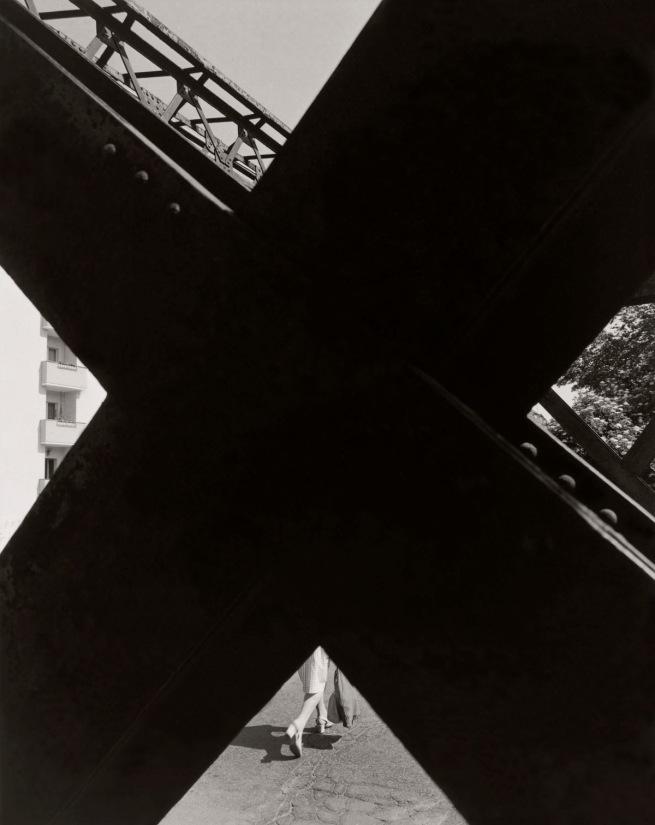John Gossage (American, born 1946) 'Monumentenbricke' 1982
