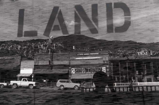 Lee Friedlander (American, born 1934) 'Glenwood Springs, Colorado' 1981