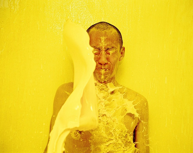 Lee Wen. 'Splash! #7' 2003