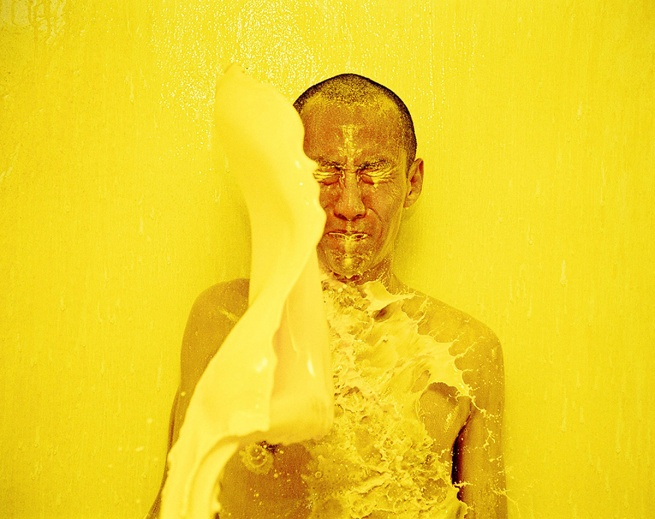 Lee Wen. 'Splash! #7' 2003