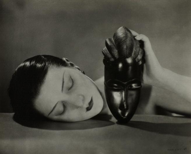 Man Ray. 'Noire et Blanche' 1926