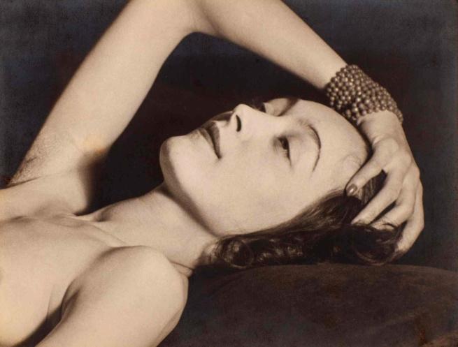 Man Ray. 'Nusch Éluard' 1928