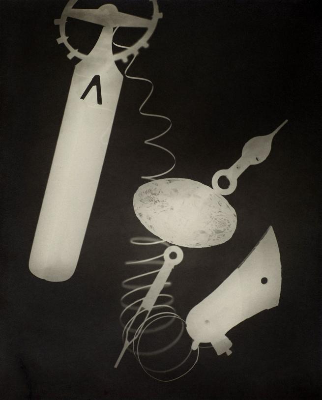 "Man Ray. ""Rayograph"" 1923"