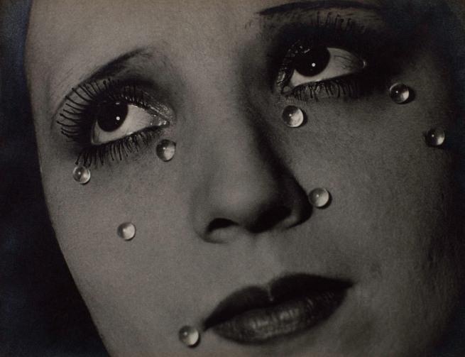 Man Ray (1890-1976) 'Glass Tears (Les Larmes)' 1932