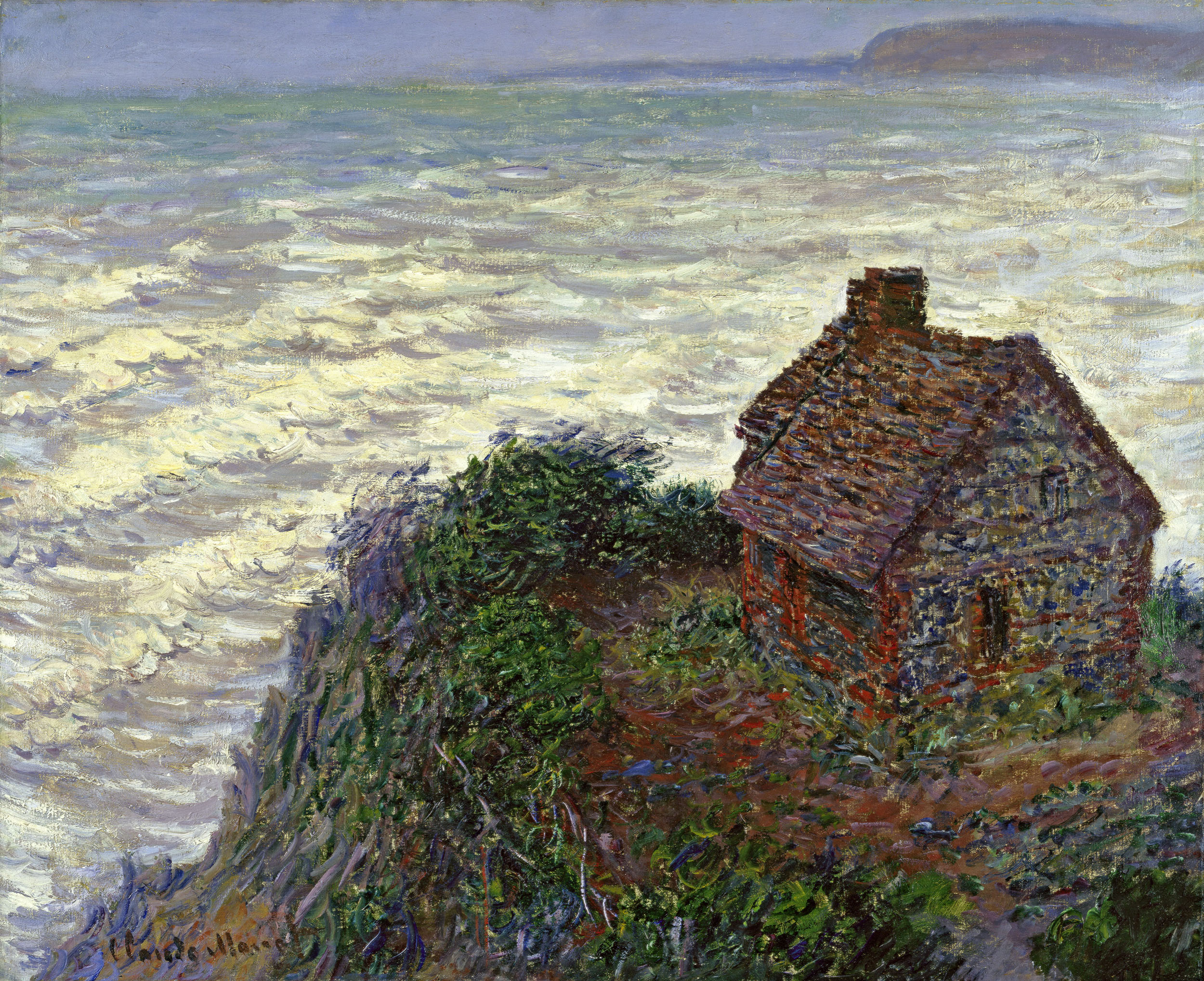 Exhibition monet at the fondation beyeler riehen for Monet house