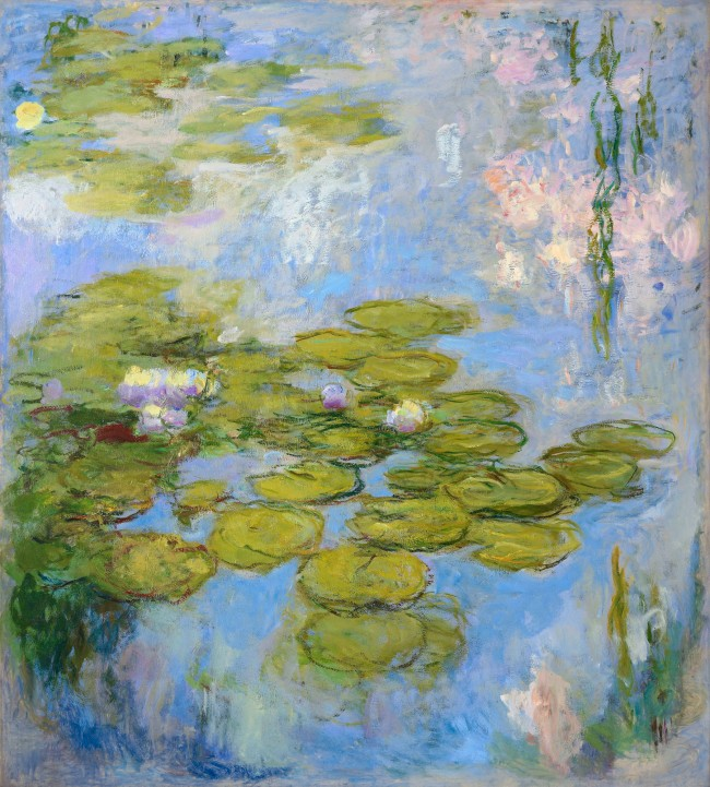 Claude Monet (1840-1926) 'Water-Lilies' 1916-1919