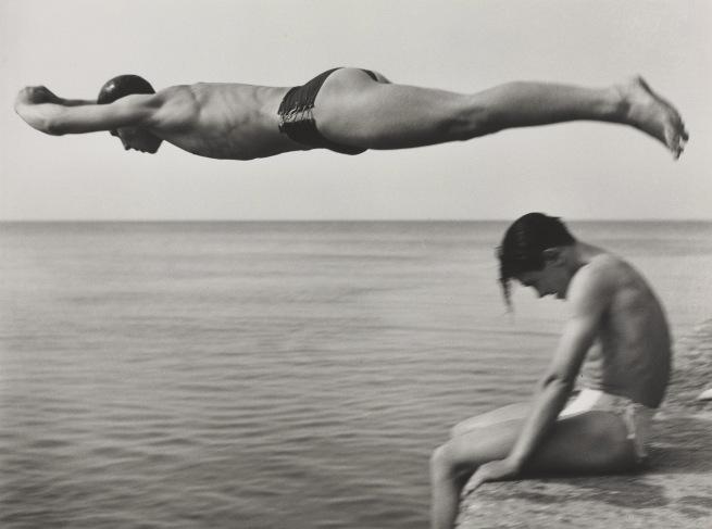 Nino Migliori. 'Il Tuffatore' (The Diver) 1951