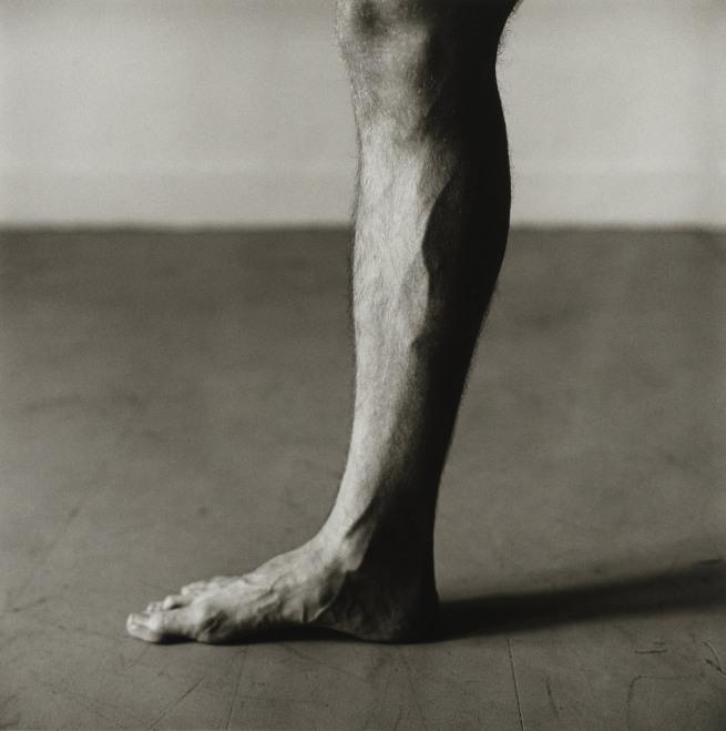 Peter Hujar. 'Paul Hudson (Leg)' 1979