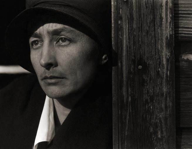 Alfred Stieglitz. 'Georgia O'Keeffe' 1922