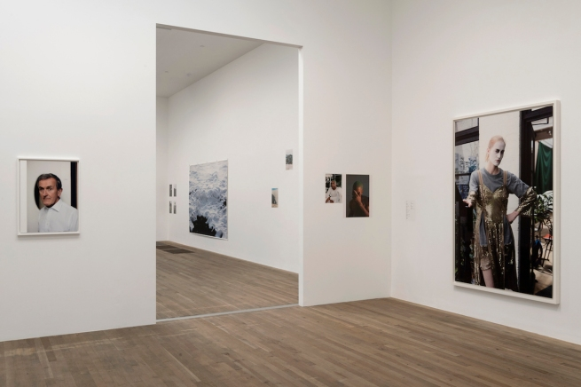 Installation view of room 13 (detail) from the exhibition 'Wolfgang Tillmans: 2017' at Tate Modern
