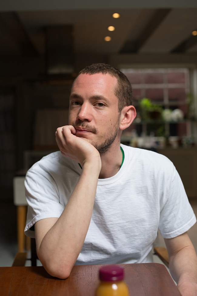 Wolfgang Tillmans (German, born 1968) 'Simon, Sebastian Street' 2013