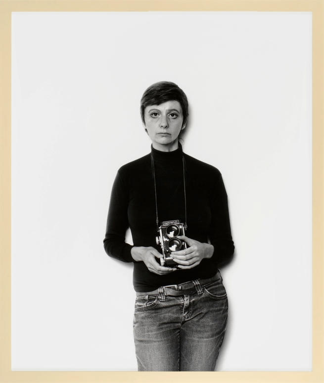 Gillian Wearing. 'Me as Diane Arbus' 2008-2010