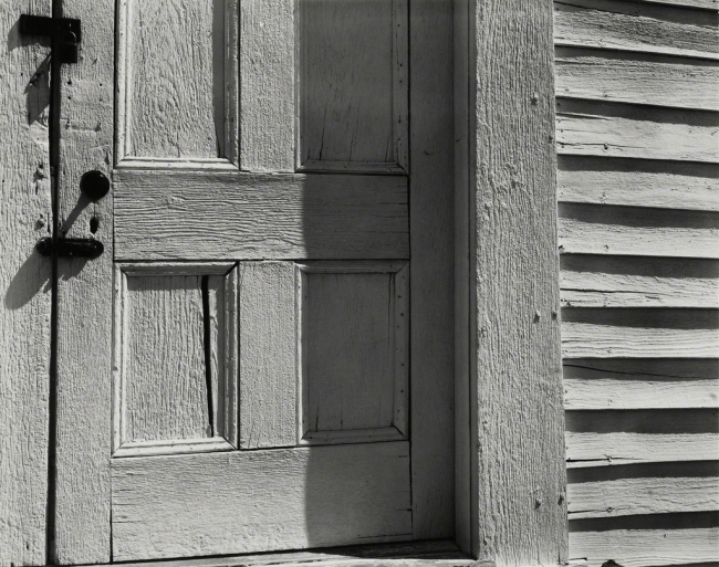 Edward Weston. 'White Door, Hornitos, California' 1940