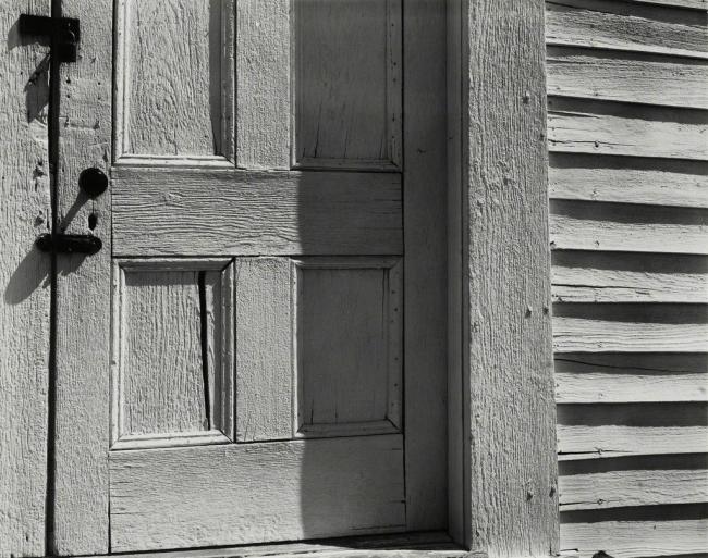Edward Weston. 'White Door, Hornitos, California' 1940