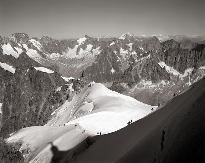 Tom Goldner. 'Aiguille du Midi' 2015-16