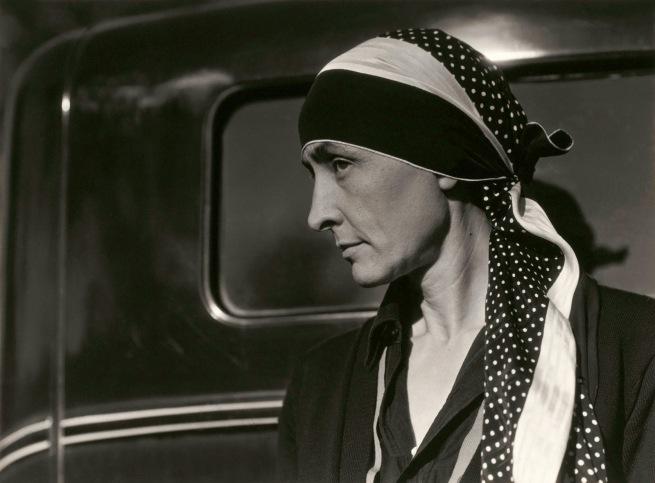 Alfred Stieglitz (American, 1864-1946) 'Georgia O'Keeffe' 1929