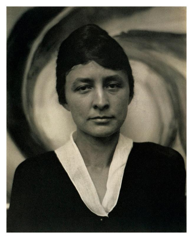 Alfred Stieglitz (American, 1864-1946) 'Georgia O'Keeffe at 291' 1917