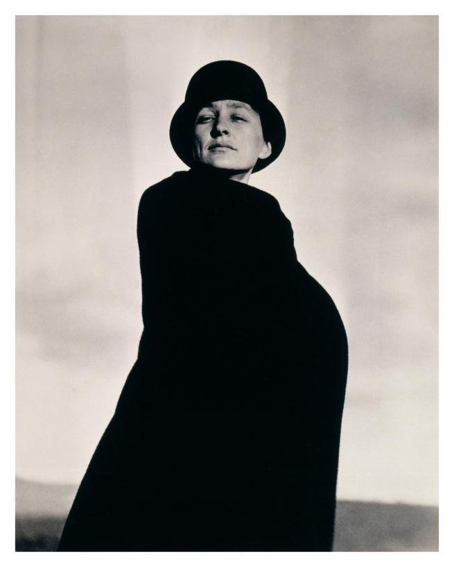 Alfred Stieglitz (American, 1864-1946) 'Georgia O'Keeffe' c. 1920-22