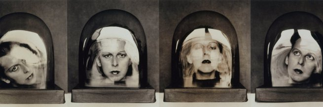 Claude Cahun. 'Studies for a keepsake' c. 1925