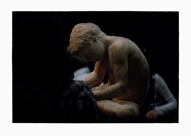 Bill Henson (Australian born 1955) 'Untitled 2008/09'