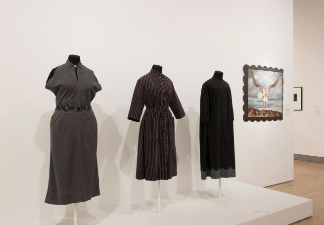 Georgia O'Keeffe: Living Modern installation view