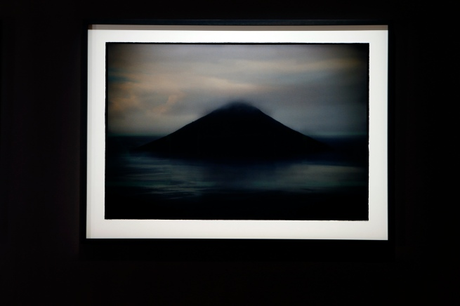 Installation view of the exhibition 'Bill Henson' at the National Gallery of Victoria. Presented as part of the NGV Festival of Photography Photo by Wayne Taylor