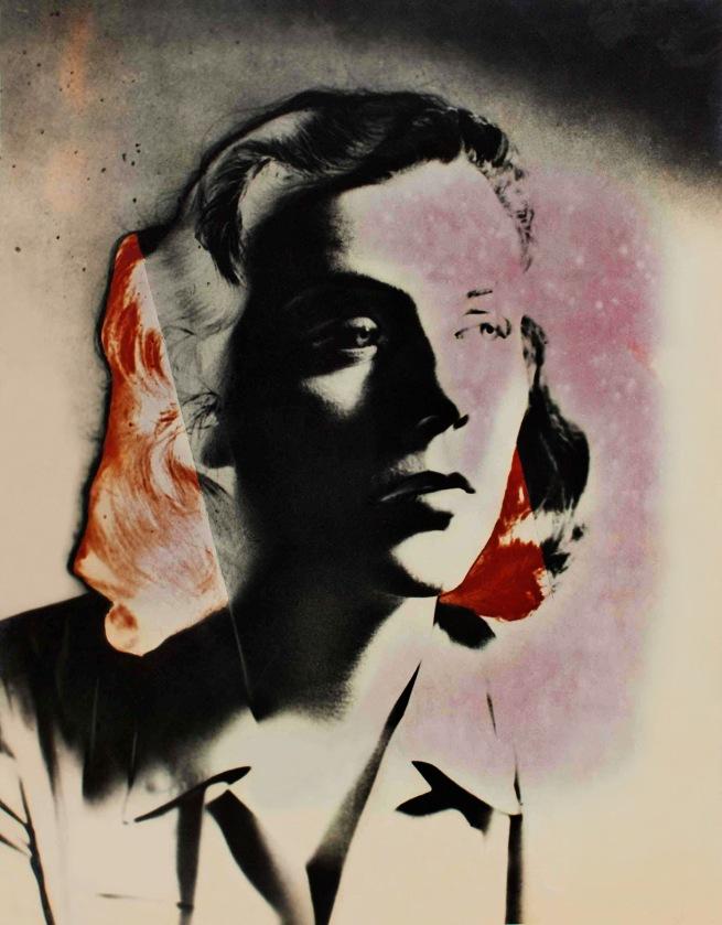 Josef Breitenbach. 'Patricia, New York' c. 1942