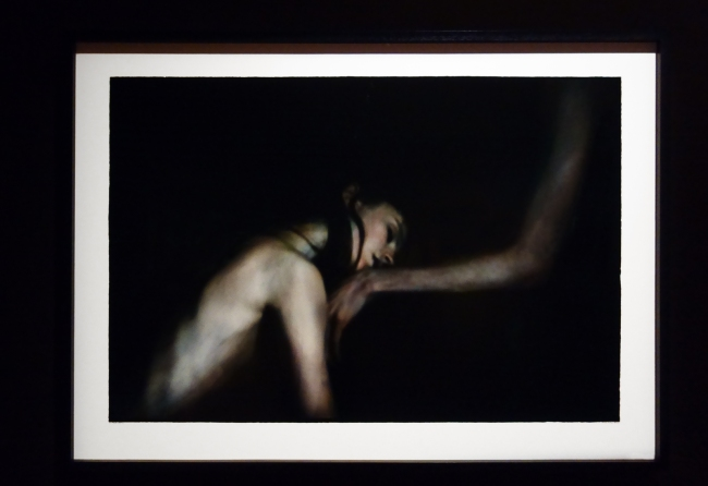 Bill Henson (Australian born 1955) 'Untitled #35' 2009/2010