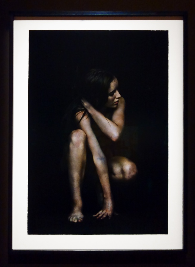 Bill Henson (Australian born 1955) 'Untitled #8' 2008/2009