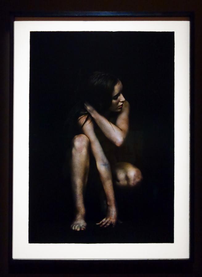 Bill Henson (Australian born 1955) 'Untitled #8' 2008/2009