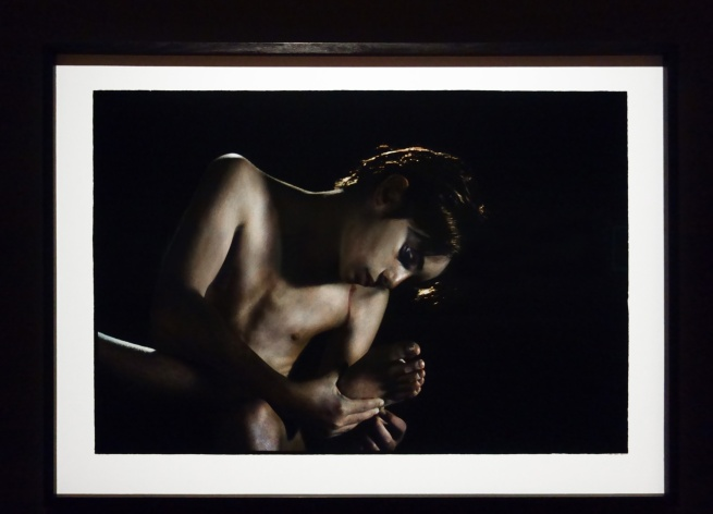 Bill Henson (Australian born 1955) 'Untitled #5' 2011/2012
