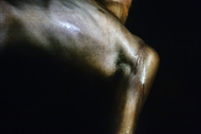 Bill Henson (Australian born 1955) 'Untitled' 2012/13 (detail)