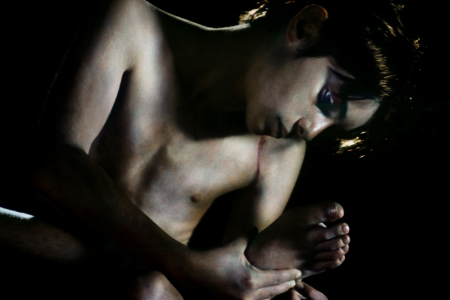 Bill Henson (Australian born 1955) 'Untitled #5' 2011/2012 (detail)