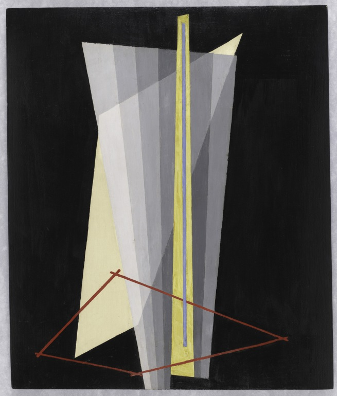 László Moholy-Nagy (1895-1946) 'Construction' 1922