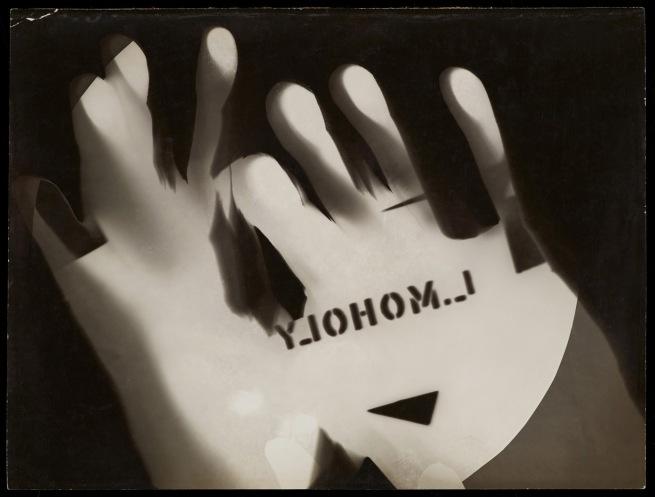 László Moholy-Nagy (1895-1946) 'Photogram' 1925/26