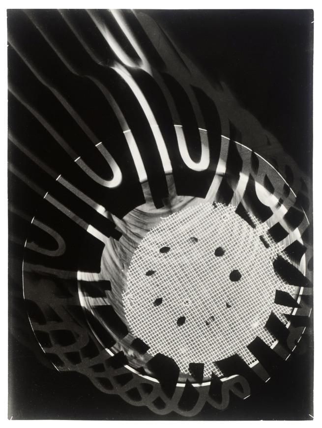 László Moholy-Nagy (1895-1946) 'Photogram' 1925/28, printed 1929