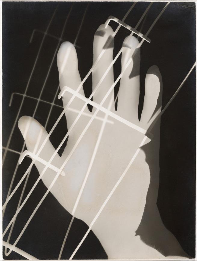 László Moholy-Nagy (1895-1946) 'Photogram' 1926