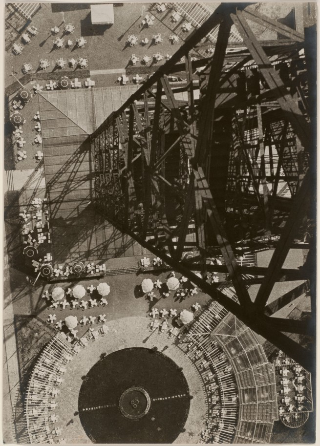 László Moholy-Nagy (1895-1946) 'Photograph (Berlin Radio Tower)' 1928/29