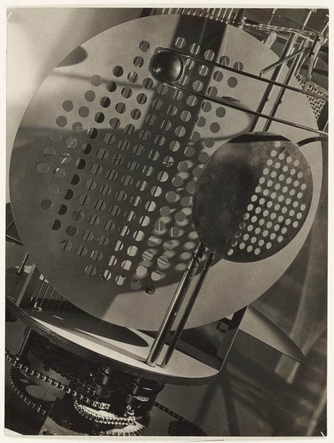 László Moholy-Nagy (1895-1946) 'Photograph (Light Prop)' 1930
