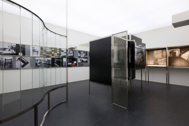László Moholy-Nagy (1895-1946) 'Room of the Present' 1930, constructed 2009