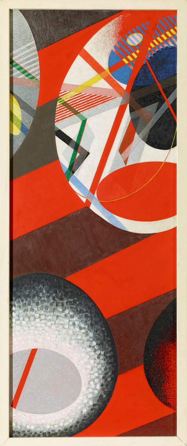 László Moholy-Nagy (1895-1946) 'Space Modulator CH for R1' 1942