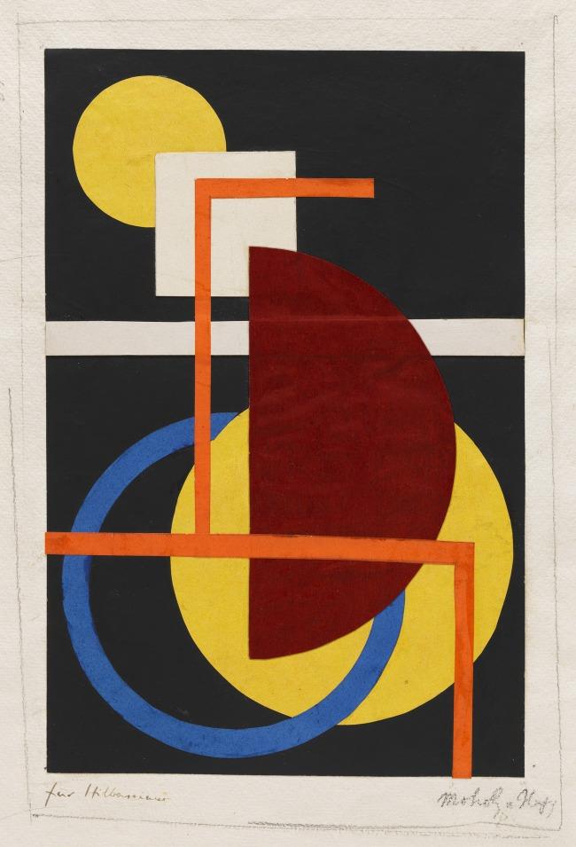 László Moholy-Nagy (1895-1946) 'Title unknown' 1920/21