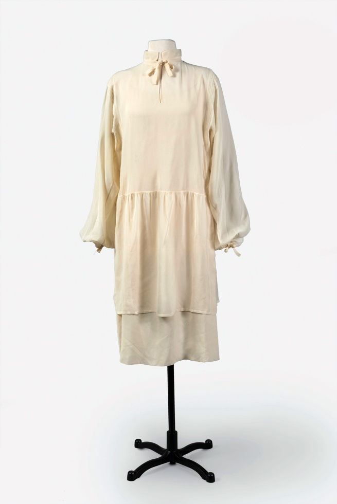 Attributed to Georgia O'Keeffe. 'Dress (Tunic and Underdress)' c. 1926