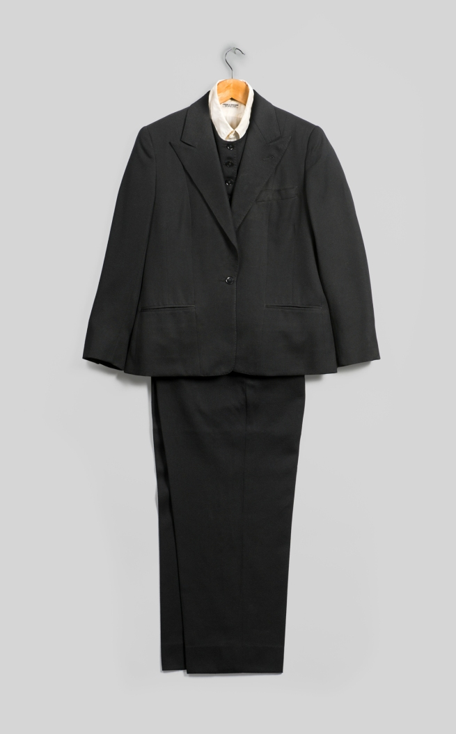 'Emsley. Suit (Jacket, Pants, and Vest)' 1983
