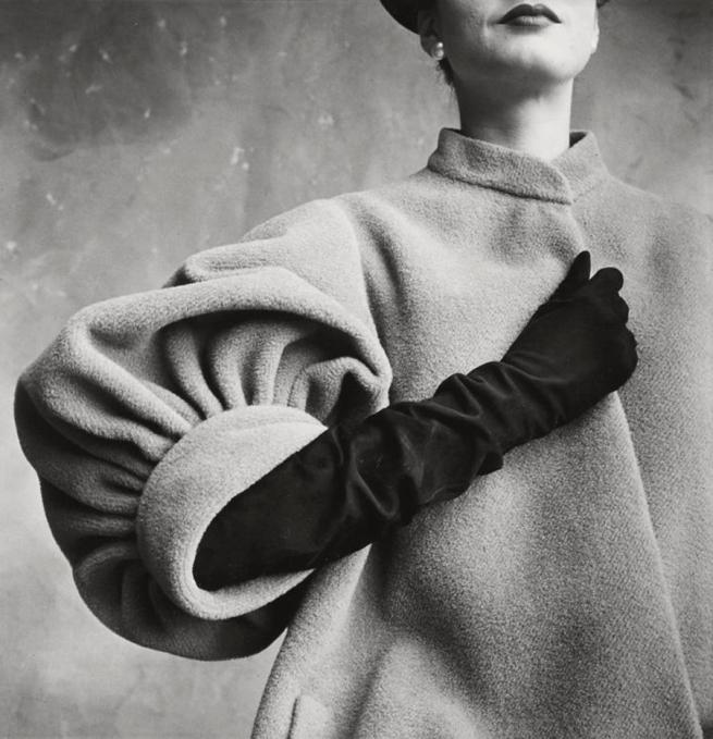 Irving Penn (American, Plainfield, New Jersey 1917-2009 New York) 'Balenciaga Sleeve (Régine Debrise), Paris' 1950
