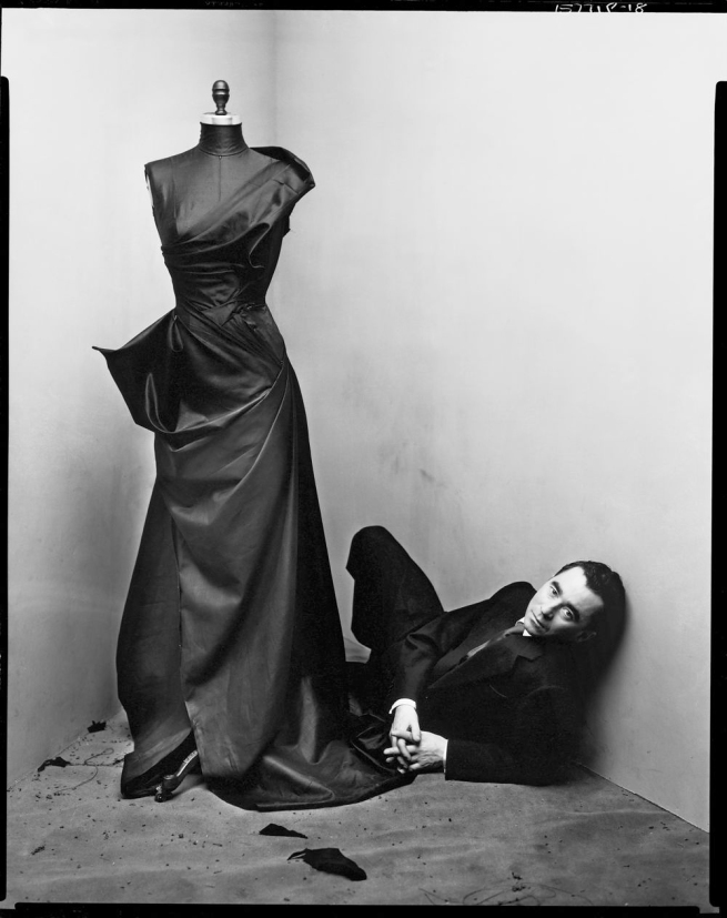 Irving Penn (American, Plainfield, New Jersey 1917-2009 New York) 'Charles James, New York' February 28, 1948, printed June 2002