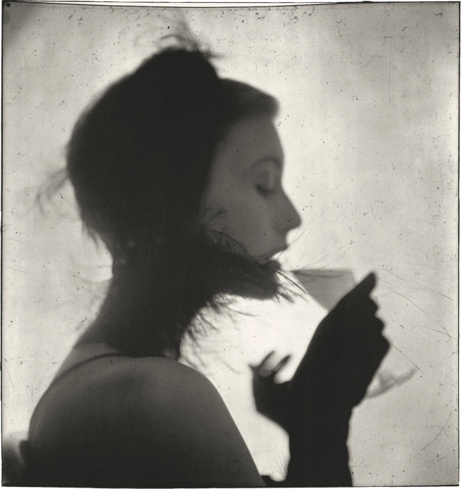 Irving Penn (American, Plainfield, New Jersey 1917-2009 New York) 'Girl Drinking (Mary Jane Russell), New York' 1949, printed December 1977