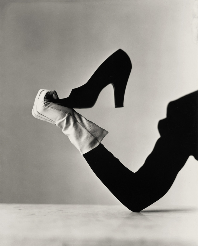 Irving Penn (American, Plainfield, New Jersey 1917-2009 New York) 'Glove and Shoe, New York' July 7, 1947
