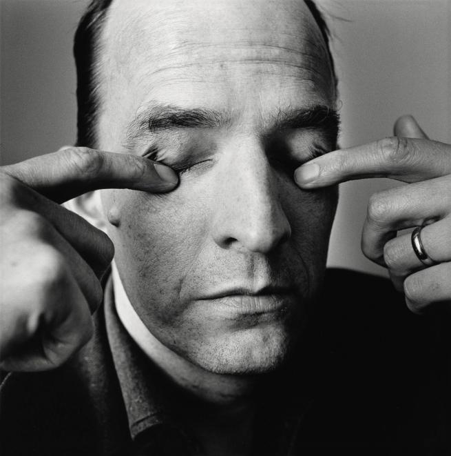 Irving Penn (American, Plainfield, New Jersey 1917-2009 New York) 'Ingmar Bergman, Stockholm, 1964' 1964, printed 1992