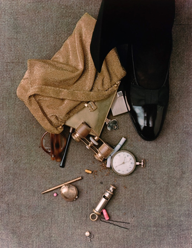 Irving Penn (American, Plainfield, New Jersey 1917-2009 New York) 'Theatre Accident, New York' 1947, printed 1984